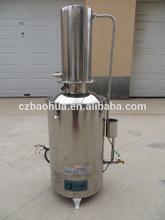 Lab stainless steel pot distillator