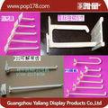 guangzhou fábrica baratos e de alta qualidade roupa de plástico do gancho