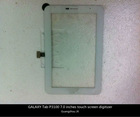 For Samsung Galaxy Tab 2 P3100 P3110 P3113 Touch Screen Digitizer