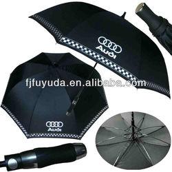 Audi BMW Benz Men Golf advertising umbrella