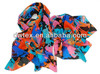 polyester chiffon muffler scarf