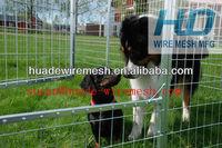 iron dog kennel/hot wire dog fence/1.8x1.2m dog fence