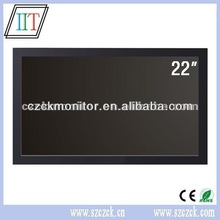 """22"""" inch Professional CCTV Monitor with BNC HDMI"""