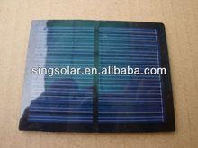Singfo 3V 600-700mA 130*130mm Epoxy Resin Encapsulation Solar Panel