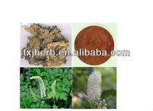 Black Cohosh Extract Triterpenoid 2.5% 5% 8%