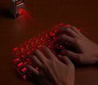 Magic design high technology bluetooth laser virtual keyboard