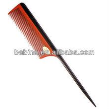 Afro plastic hair comb