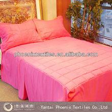 quilted european bedding set