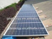 Solar Power High Efficiency 50 watt Mono Solar Panel TUV, IEC,CE MCS