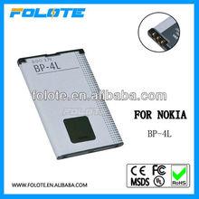 BP-4L mobile battery For Nokia E52/E55/E6/E6-00/ E61i/ E63/ E71/E71x/E72/E72i/E73/E90 N95/N97/N97i
