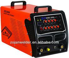 HIGH QUALITY CE APPROVED AC/DC TIG/MMA welding machine wsme-200
