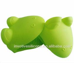 Hot SG-004 Non-toxic FDA Standard Silicone Grip Gloves