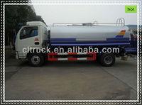 5000Liter mini water tanker truck