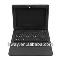 Bluetooth Wireless Keyboard Case For Samsung Galaxy Note 10.1 N8000 N8010 KKB049