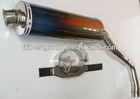 titanium muffler for CBR1000RR 2004 2005 muffler pipe
