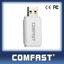 COMFAST CF-WU820N 300Mbps White High Stability 802.11G/B USB WiFi Network Adapter