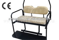 High quality CLUB CAR DS used golf cart rear seat from OEM factory