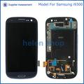 ملحقات الهاتف المحمول لشركة سامسونج غالاكسي s3 i9300 شاشة lcd