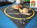 2013 nuevos juegos de deportes inflables traje de sumo para la venta caliente