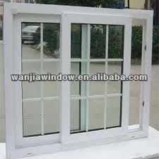 Wanjia good quality aluminium and upvc windows