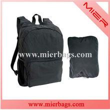 230D Nylon Fold Up Backpack