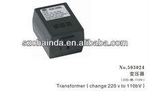 transformer change 220V to 110V