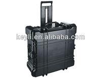 Trolley Hard Plastic Tool Case js-18