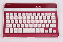 Bluetooth 3.0 mini keyboard with Alumium case