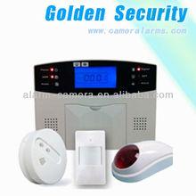 Excellent Supplier GSM Wireless Home Alarm
