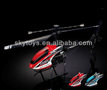 Gas Powered RC Helicopter NEWLY MAX FLIGHT MJX F646,F46 4CH 2.4G rc helicopter with Gyro LED Remoter Control