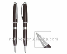 Mont black metal ball pen classical design