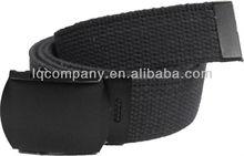 lienzo de estilo militar cinturones web