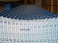 La chine zhejiang yiwu usine tuiles chinoises, feuille d'aluminium pour toiture, plaques pour les toits de tuiles prix.