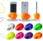 Silicon Mobile Sound Cell Phone Amplifier/Speaker For Iphone