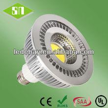 cob energy saving ul dimmable par38 led light bulbs