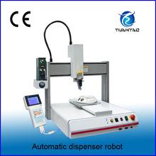 Desktop type automatic glue dispenser