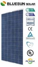 TOP transparent thin film solar panel