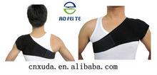 health care self-heating tourmaline single shoulder wrap