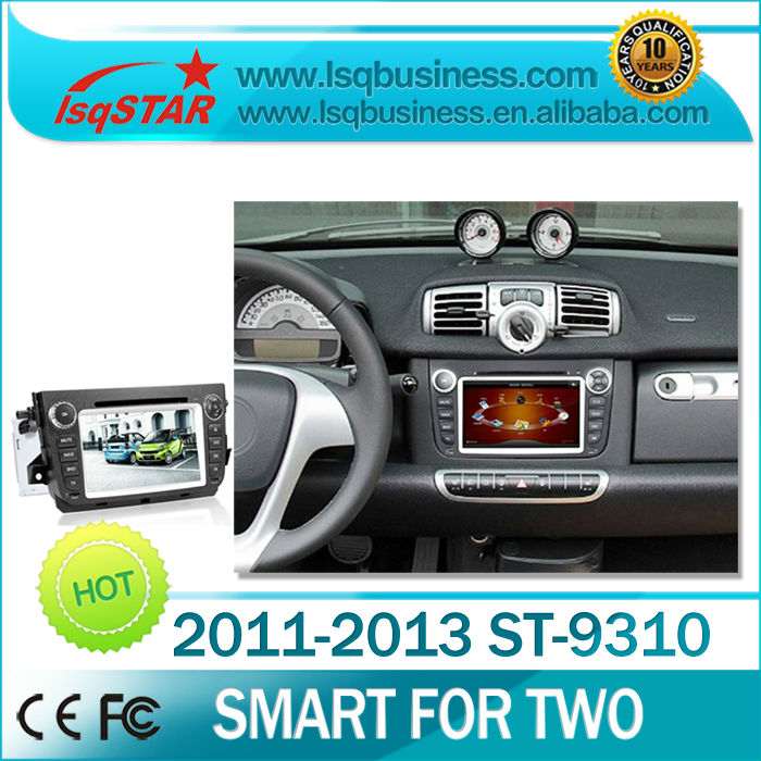 car gps for Mercedes-benz Smart fortwo (2011-2013)