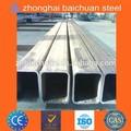plaza de tubos de aluminio