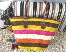 fashion straw market bags