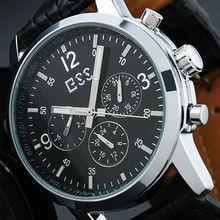 ESS New Gent's Men Black Automatic Mens Mechanical Watches WM227-ESS