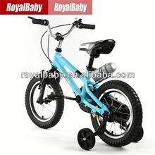 Royalbaby Freestyle kids bmx racing bikes with aluminium alloy frame and training wheels