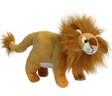 best made plush toy lion stuffed soft wild animal promotion kids gift 2013 new style