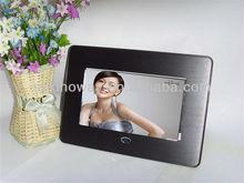 Multi-function, mirror panel,round angel 7' best digital frames