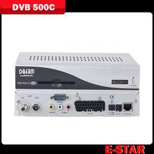 Fta satellite receiver DM 500 blackbox 500S 500C