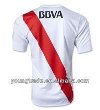 Top Grade thailand quality River Plate home 2012 2013 soccer jersey grade original