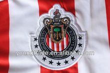 Top Grade thailand quality Mexico Chivas Guadalajara 2012 2013 Player version soccer jersey grade original