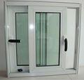 wanjia modelo de deslizamento de janelas de alumínio