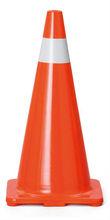The revolution series traffic cone 100% premium PVC material